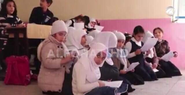 تربية واسط ترفع دعوى قضائية على مراسل فضائية الفرات على خلفية تقرير ينقل مأساة المدارس في الكوت