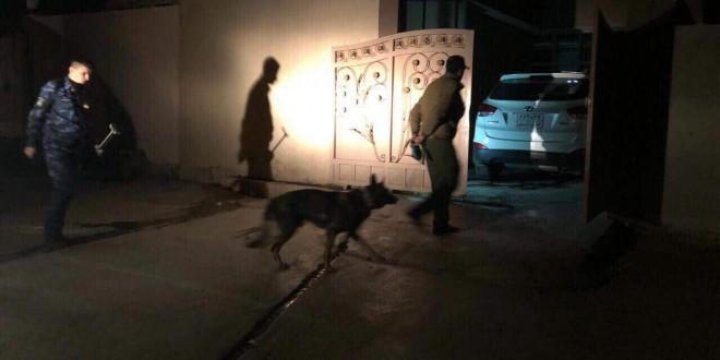 مجهولون يلقون قنبلة امام منزل مصور وكالة رويترز في كركوك