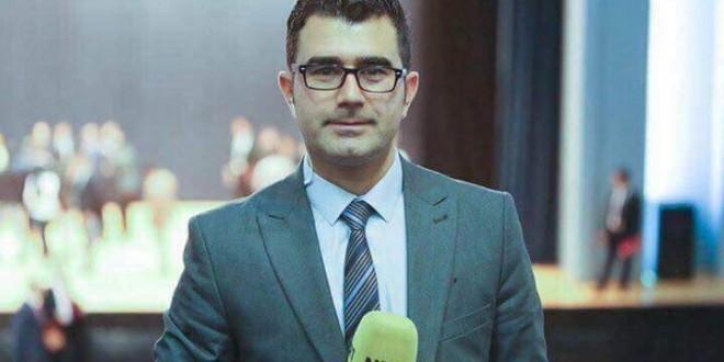 اختفاء مراسل NRT الكردية بعد ضربه ومصور القناة اثناء اقتحام برلمان كردستان