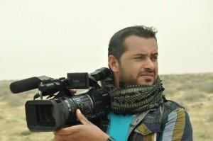 المصور المعتقل علي حسين